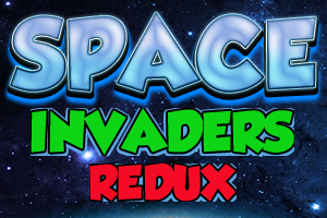 Click to Play Space Invaders Redux